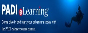 PADI Discover Scuba Diving E-LEARNING