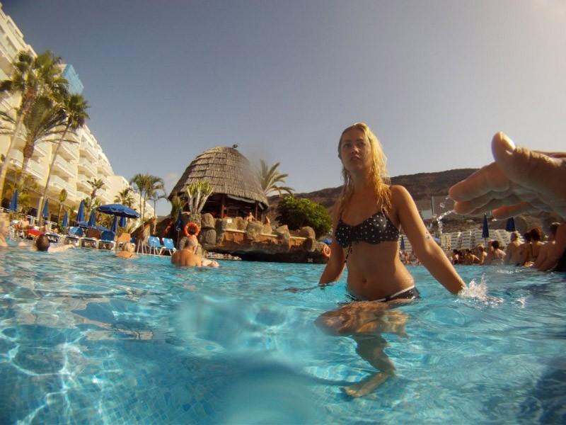 PADI pool models